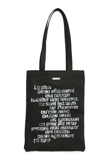 SAINT LAURENT quote tote