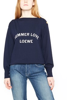 LOEWE maglione 'summer love'