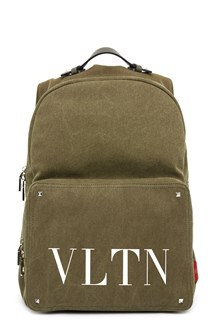 VALENTINO GARAVANI logo backpack