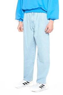 GOSHA RUBCHINSKIY 'men's large denim' jeans