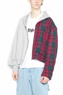 GOSHA RUBCHINSKIY 'hybrid combo' hoodie