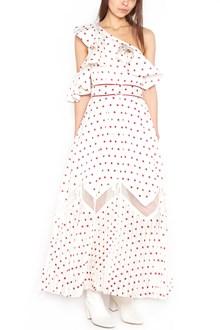 SELF PORTRAIT polka dots dress
