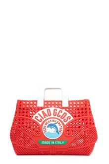 GCDS 'ciao' hand bag