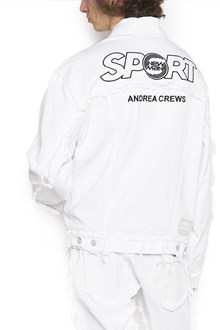 ANDREA CREWS 'new man' jacket