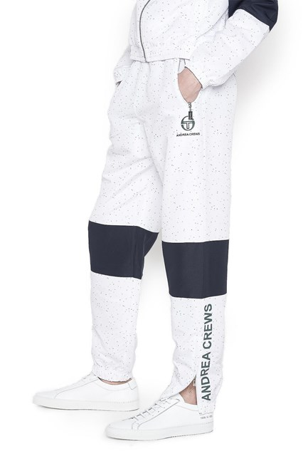 collab. sergio tacchini sweatpants Andrea Crews Best Store To Get Cheap Price The Cheapest Sale Online Outlet 2018 Outlet Discounts SUr7MO1uRk