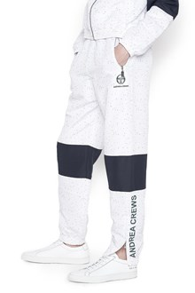 ANDREA CREWS collab. sergio tacchini sweatpants