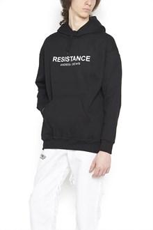 ANDREA CREWS 'resistance' hoodie