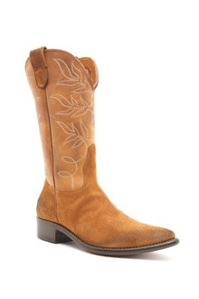 L.A L.A TEX mbroidered texan boots