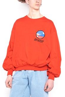 GOSHA RUBCHINSKIY 'men's dj' sweatshirt