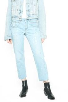 ONEDRESS ONELOVE strass jeans