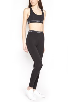 CALVIN KLEIN JEANS logo band leggings