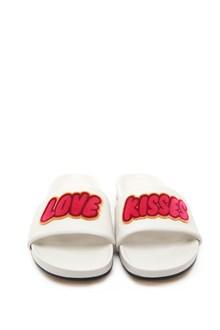 ANYA HINDMARCH slide 'love and kisses'