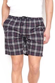 BURBERRY check beackwear