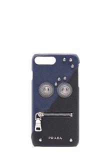 PRADA cover i-phone 7/8 Plus 'robot'
