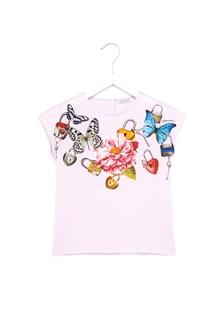 DOLCE & GABBANA t-shirt 'secret farfalle'
