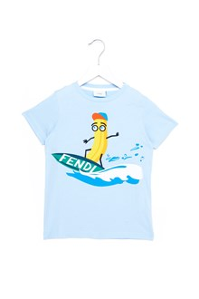 FENDI KIDS t-shirt stampa banana