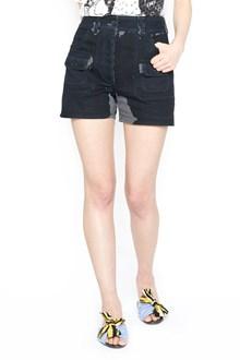 PRADA LINEA ROSSA 'over print' shorts