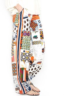 TORY BURCH 'scrap book' pants