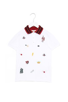 GUCCI polo ricami