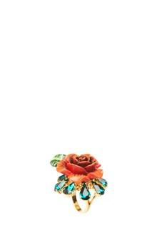 DOLCE & GABBANA 'roseto gipsy' ring