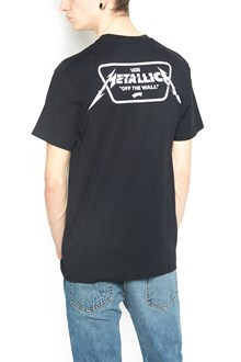 VANS collab. metallica t-shirt