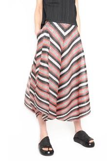 PLEATS PLEASE ISSEY MIYAKE 'union stripes' pants