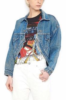 R13 cropped jacket