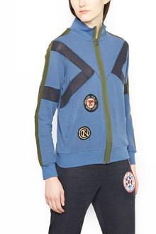 MR & MRS ITALY patches sweatshirt