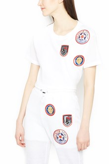 MR & MRS ITALY patches t-shirt