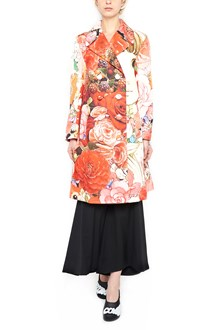 COMME DES GARÇONS all over printed makoto takahashi coat