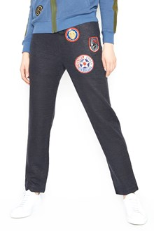 MR & MRS ITALY patches sweatpants