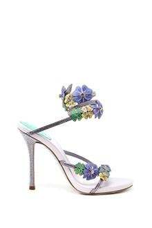 RENÉ CAOVILLA 'snake swarowsky' sandals