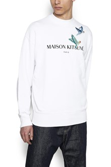 MAISON KITSUNE' logo sweatshirt