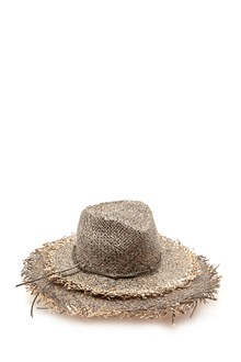 YESEY 'double rough' hat