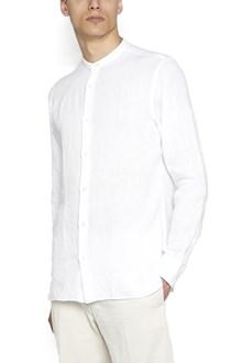 Z ZEGNA korean neckline shirt
