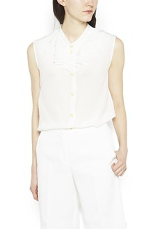 BOUTIQUE MOSCHINO volant shirt