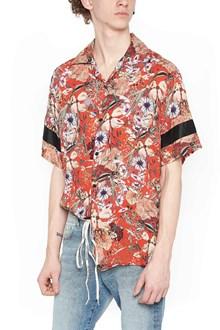 REPRESENT hawaii shirt