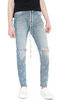 REPRESENT destroyed jeans