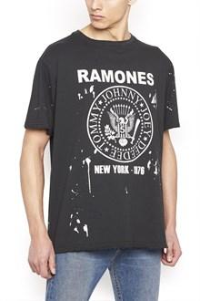 DEPARTMENT FIVE 'ramones' t-shirt