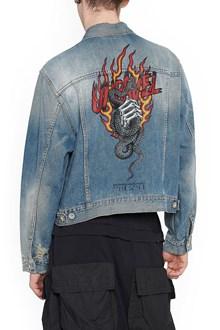 UNRAVEL 'snake back' jacket