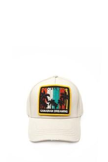 DSQUARED2 cappellino palme