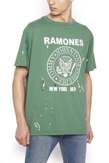DEPARTMENT FIVE t-shirt 'ramones'