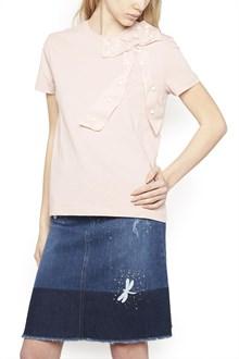 REDVALENTINO t-shirt fiocco