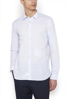DNL micro print shirt