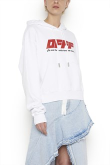 OFF-WHITE 'offf' hoodie