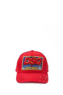 DSQUARED2 cappellino logo