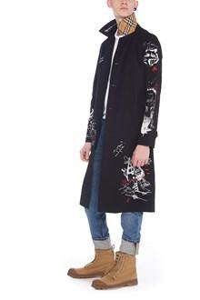 BURBERRY 'northrop' tench coat