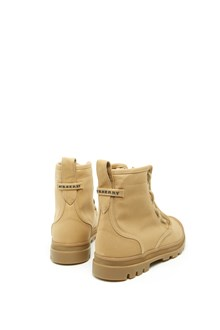 BURBERRY 'lismore' combact boots