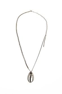 ANN DEMEULEMEESTER seashell charm necklace