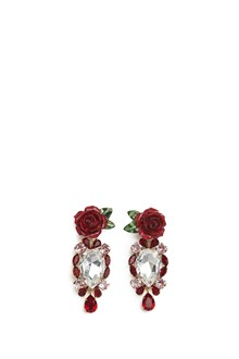 DOLCE & GABBANA roses earrings